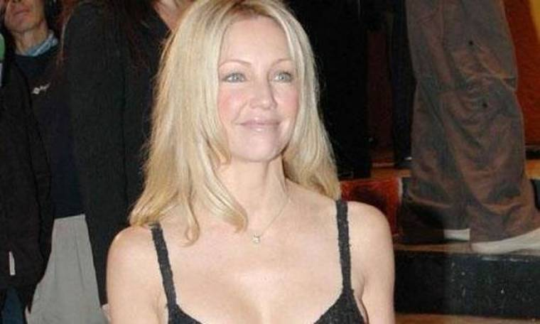 Heather Locklear και επίσημα