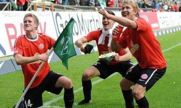 Video: Οι παίκτες της Mainz... ροκάρουν