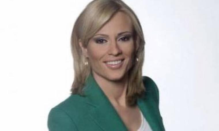 Η Μπιζόγλη παρουσιάστρια του κεντρικού δελτίου ειδήσεων στη ΝΕΤ