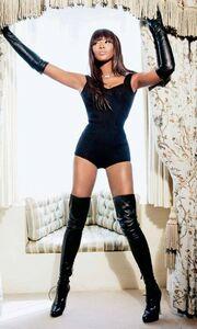 Η Naomi Campbell τόπλες στο ρωσικό GQ