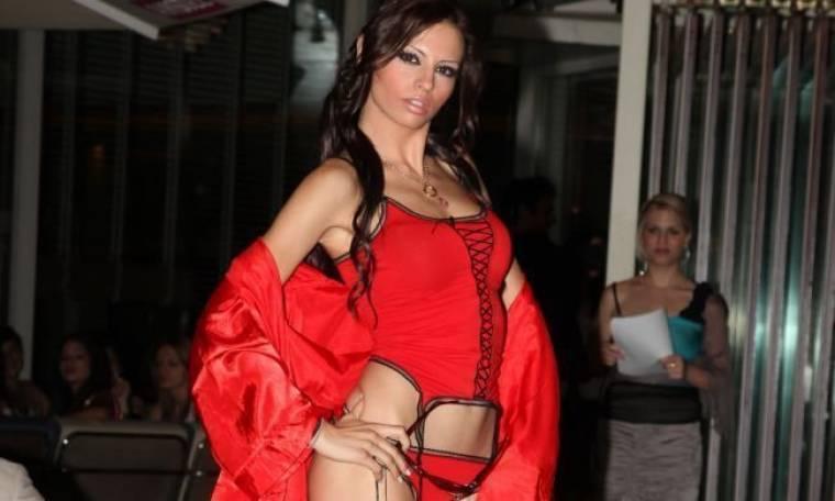Η Δήμητρα Αλεξανδράκη στο Miss Model of the World 2010!