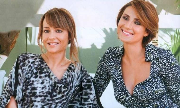 """Ευδοκία Ρουμελιώτη-Νίκη Παληκαράκη: """"Είμαστε τυχερές που δεν μας έγινε μείωση"""""""
