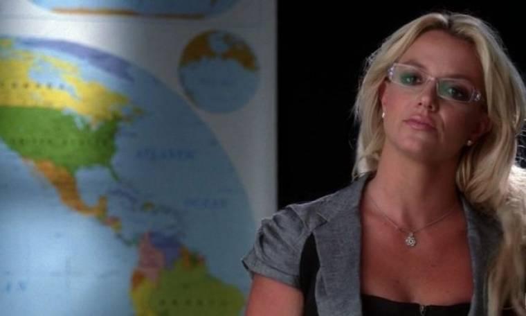 Η Britney σχολιάζει το επεισόδιο της στο Glee
