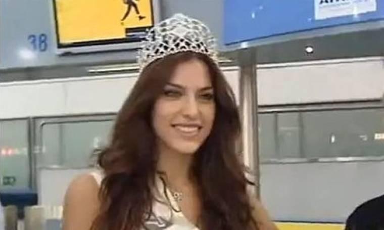 Έφτασε Πεκίνο η Ελληνίδα υποψήφια για τα «Miss World» Μαντώ Γαστεράτου!