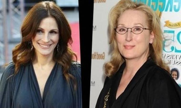 Roberts και Streep μαζί σε ταινία