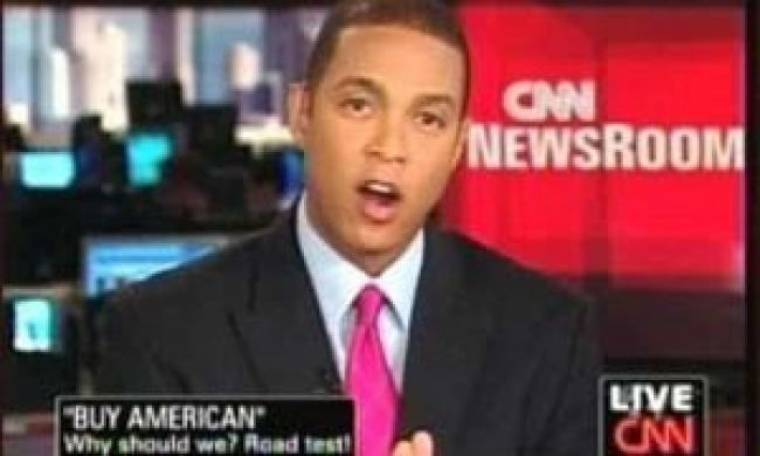Παρουσιαστής του CNN θύμα σεξουαλικής παρενόχλησης