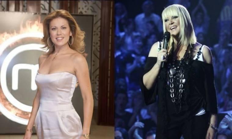 Ρούλα Κορομηλά-Ευγενία Μανωλίδου: Ποια θα προτιμήσει το τηλεοπτικό κοινό;