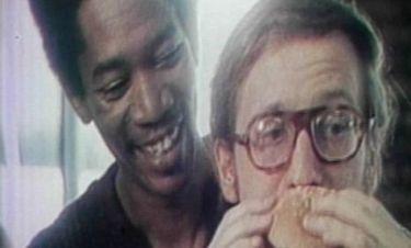 Ο Morgan Freeman πριν γίνει διάσημος
