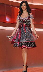 Η Katy Perry στη Γερμανία