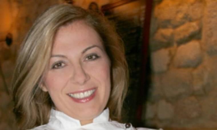 """Ντίνα Νικολάου: """"Ο Θανάσης είναι ο συνεργάτης που όλοι θα ήθελαν να έχουν"""""""
