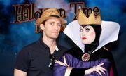 Ο Matthew Morrison και οι κακοί της Disney