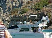 Καρέ-καρέ οι διακοπές της Lady Gaga στην Κρήτη