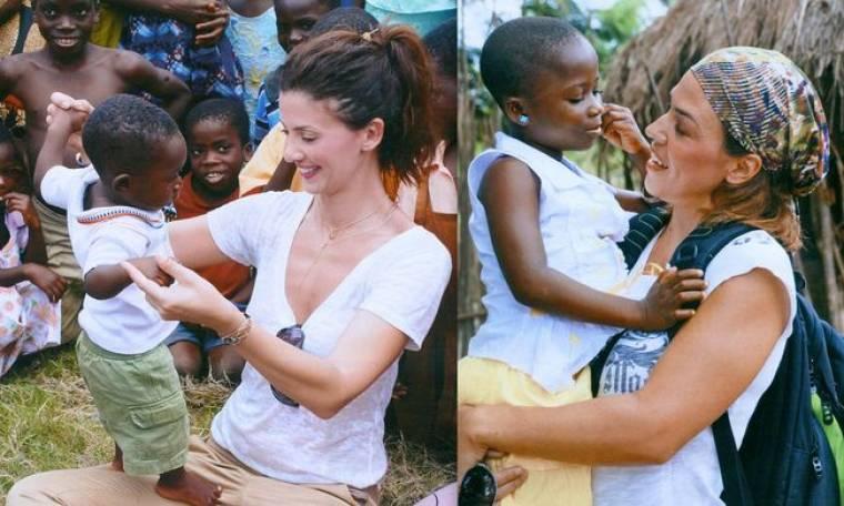 Δραγούμη-Λέχου : Καρέ-Καρέ το ταξίδι τους στην Γκάνα