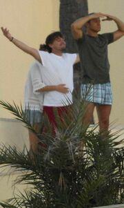 Διακοπές στην Ίμπιζα για τον DiCaprio