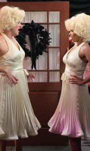 Η Vanessa Williams ντύθηκε Marylin Monroe