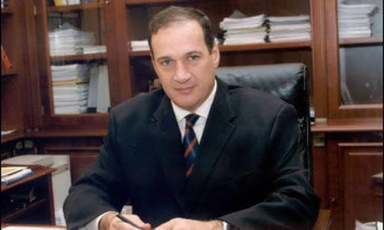Παραιτήθηκε ο Σπύρος Καπράλος από την προεδρία του Χρηματιστηρίου