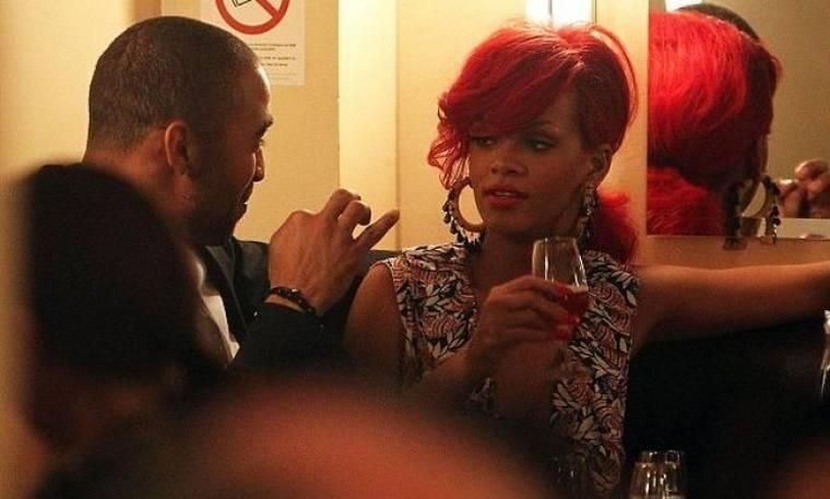 Η έξοδος της Rihanna με τον Matt Kemp
