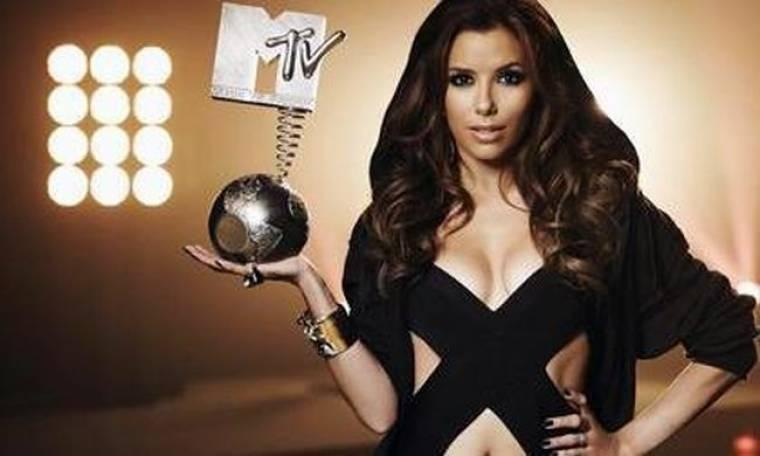 Η Eva Longoria οικοδέσποινα στα βραβεία MTV
