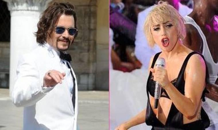 Depp και GaGa οι πιο ισχυροί της σόουμπιζ