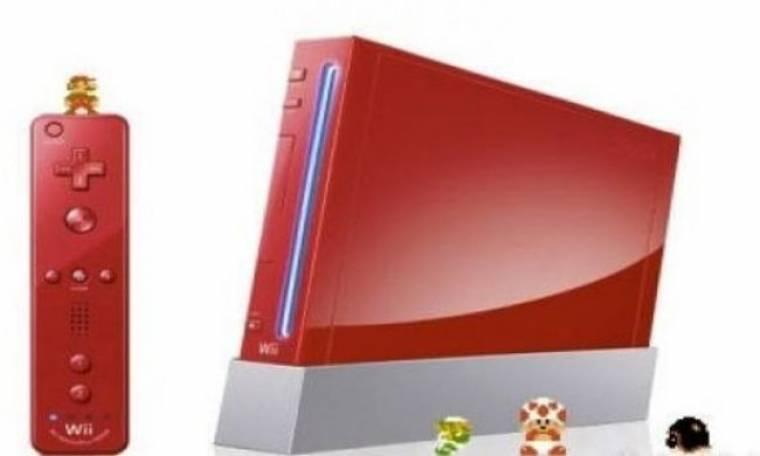 Έρχονται το κόκκινο Wii και το κόκκινο DSXL!