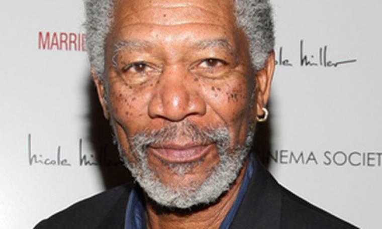 Τιμητική διάκριση για τον Morgan Freeman