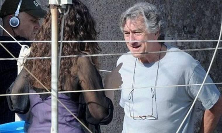 Tα εσώρουχα της Monica Bellucci και ο De Niro