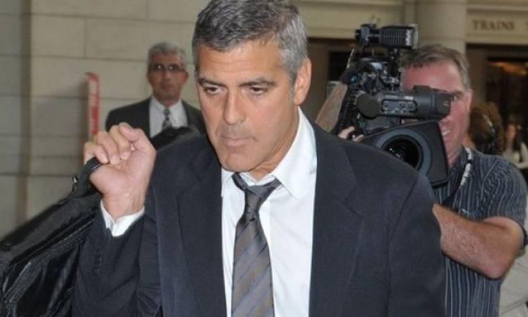 Ο George Clooney συνάντησε τον Barack Obama