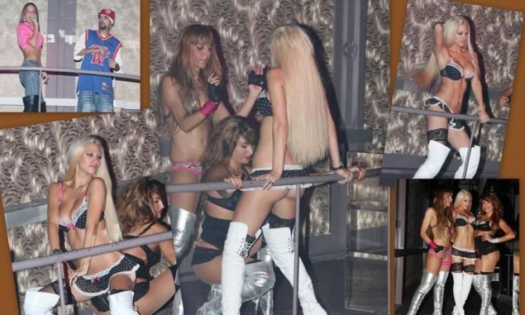 Πατρικαρέα-Ταραξίας-Μπάστα… and the ladies!