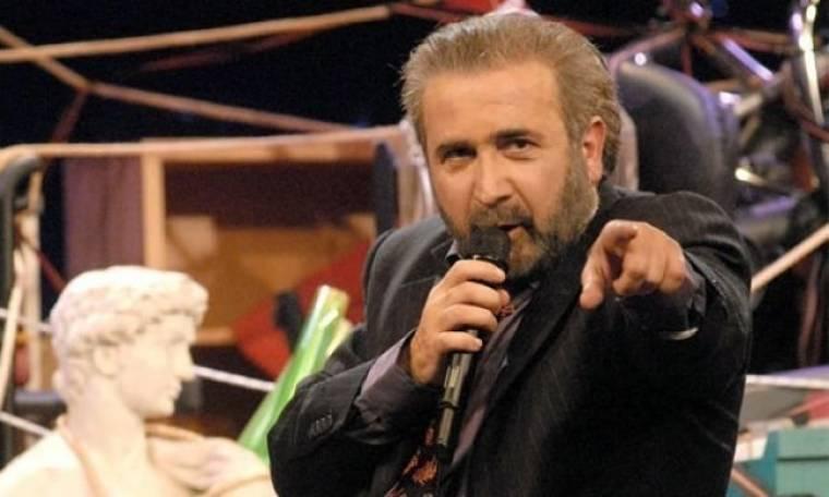 Λάκης Λαζόπουλος: Ζήτησε  να μη μεταδίδεται η εκπομπή του το Σάββατο