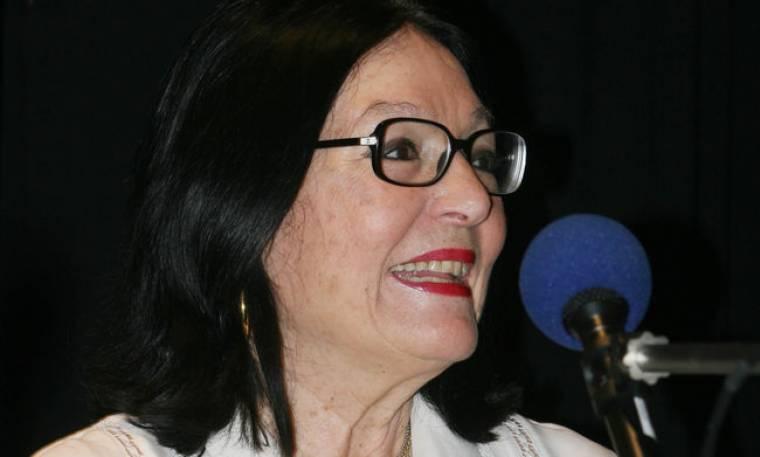 Βραβείο Ελληνικής Βουλής για τη Νάνα Μούσχουρη