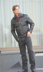 Ο Josh Holloway στην Πράγα