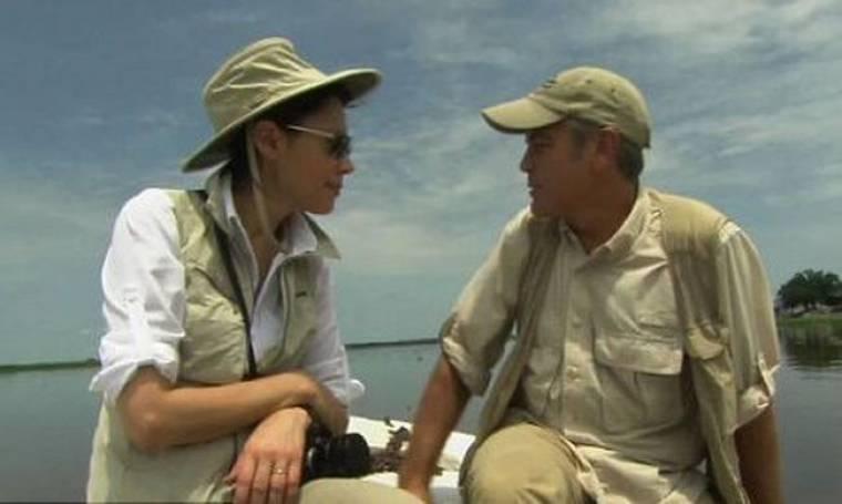 George Clooney: Συνεχίζει τον αγώνα για το Σουδάν