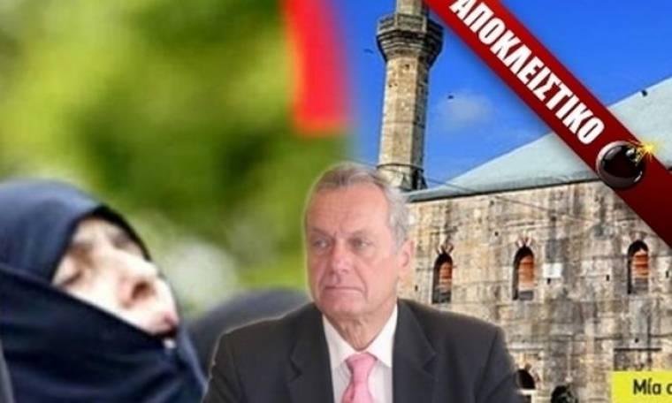Έλληνες πολιτικοί πιόνια του Τουρκικού Προξενείου Θράκης