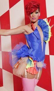 Μία ιδιαίτερη συνεργασία της Rihanna