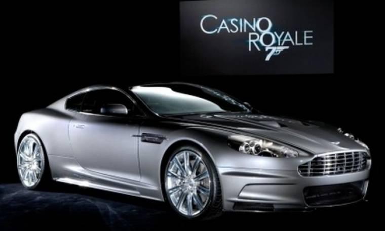 Στην Τουρκία η Aston Martin του James Bond