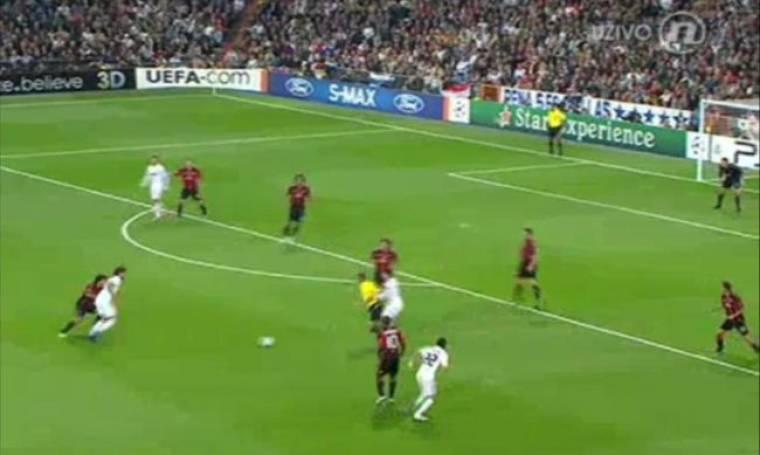 Video: Κανείς δεν μπαίνει στον... δρόμο του Ozil