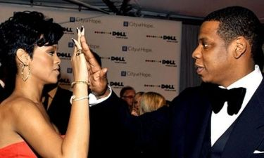 Καινούργια πλάνα για Rihanna και Jay -Z