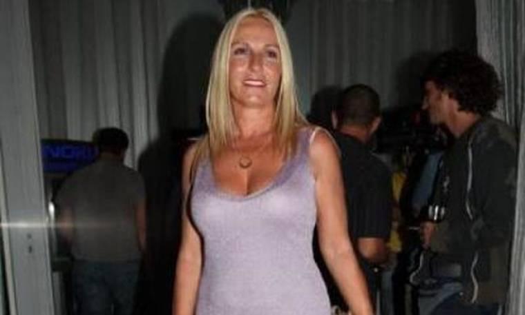 «Παγωμένη» η Μαρία Σταματέρη