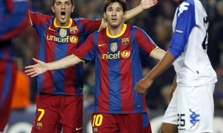 Messi... 250 εκατομμυρίων!