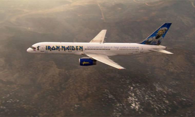 Πιλότος στην πτήση της Λίβερπουλ ο αρχηγός των Iron Maiden