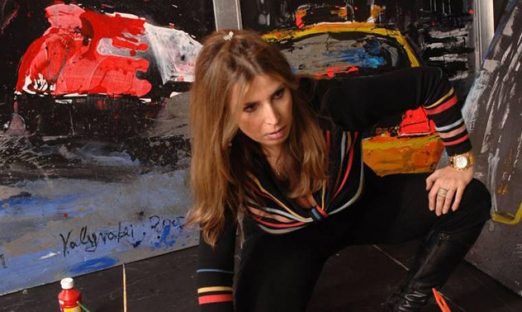"""Μίνα Βαλυράκη: Εγκαινιάζει απόψε την έκθεση """"Αντανακλάσεις"""" στη Θεσσαλονίκη"""