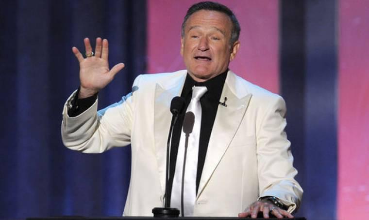 Ο Robin Williams στο Μπρόντγουεϊ