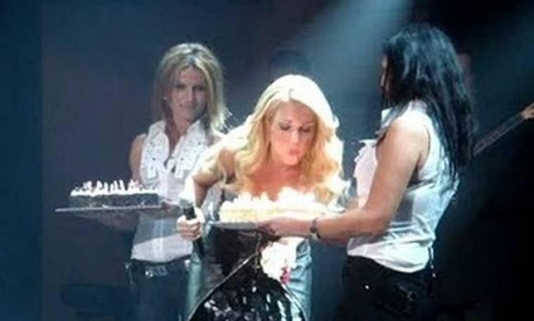 Στιγμιότυπα από τα γενέθλια της Νατάσας Θεοδωρίδου στην πίστα