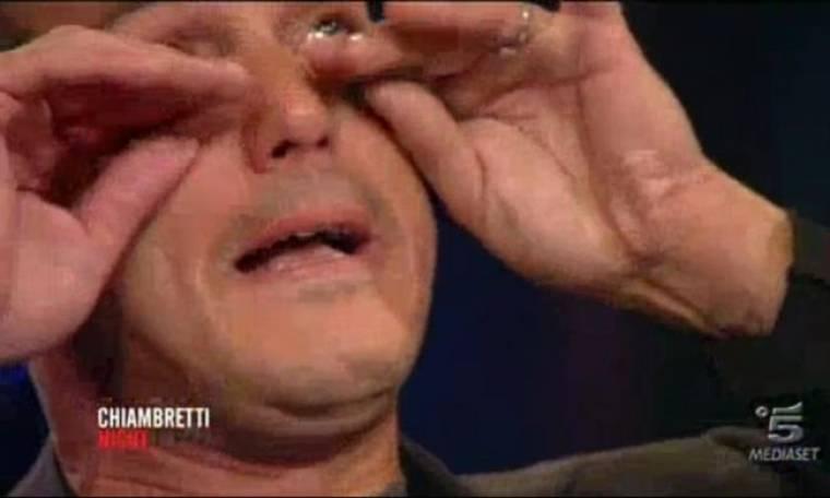 Video: Δάκρυσε ο Ζούλιο Σέζαρ