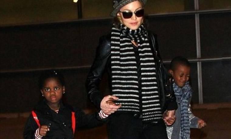 Η Madonna ετοιμάζεται για το Μαλάουι