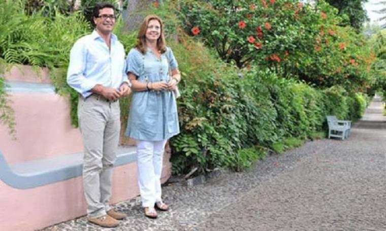 Αλεξία- Κάρλος Μοράλες: Στην Μαδέρα για διακοπές