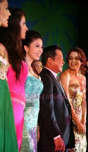 Η Miss Hellas Μαντώ Γαστεράτου μια ανάσα πριν το τελικό του Miss World 2010