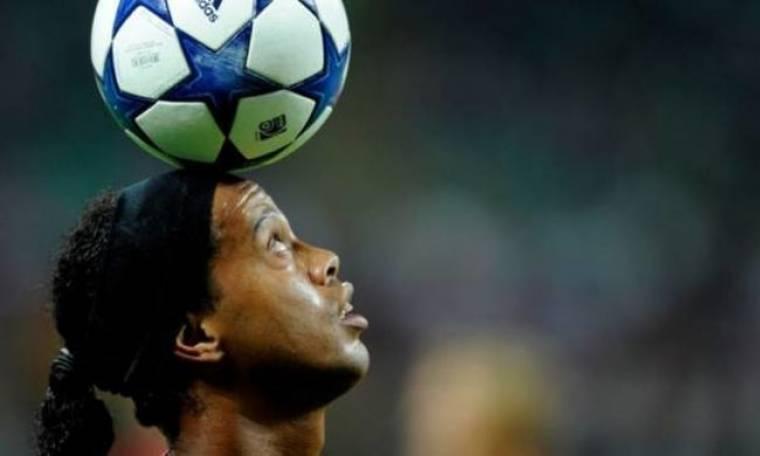 Video: Ρονάλντο και Ροναλντίνιο σε... τρελά κόλπα  με τη μπάλα
