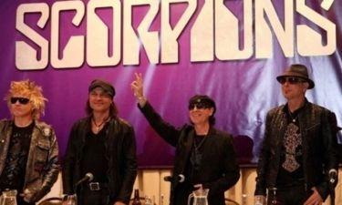 Τίτλοι τέλους για τους Scorpions