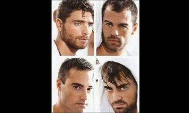 Τέσσερα hot αγόρια γδύνονται και αποκαλύπτουν